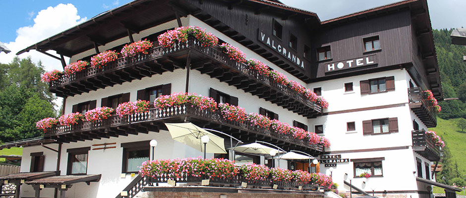 <strong>Welcome to Hotel Valgranda</strong>